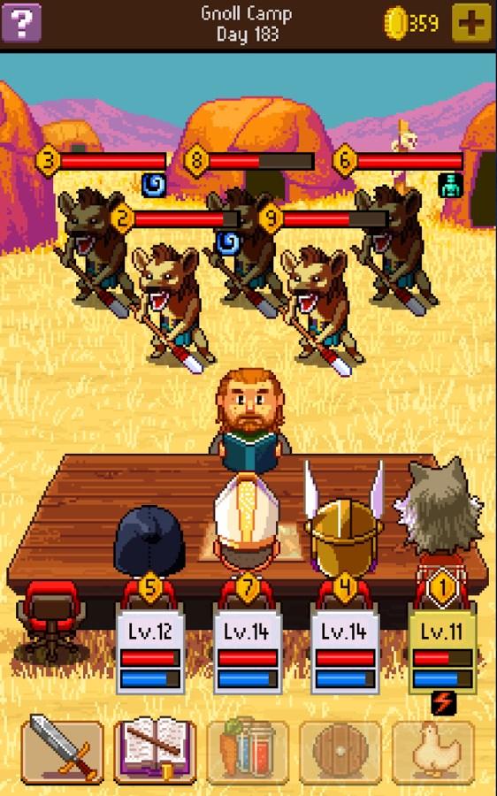 Cavaleiros de Caneta e Papel 2 - Imagem 2 do software