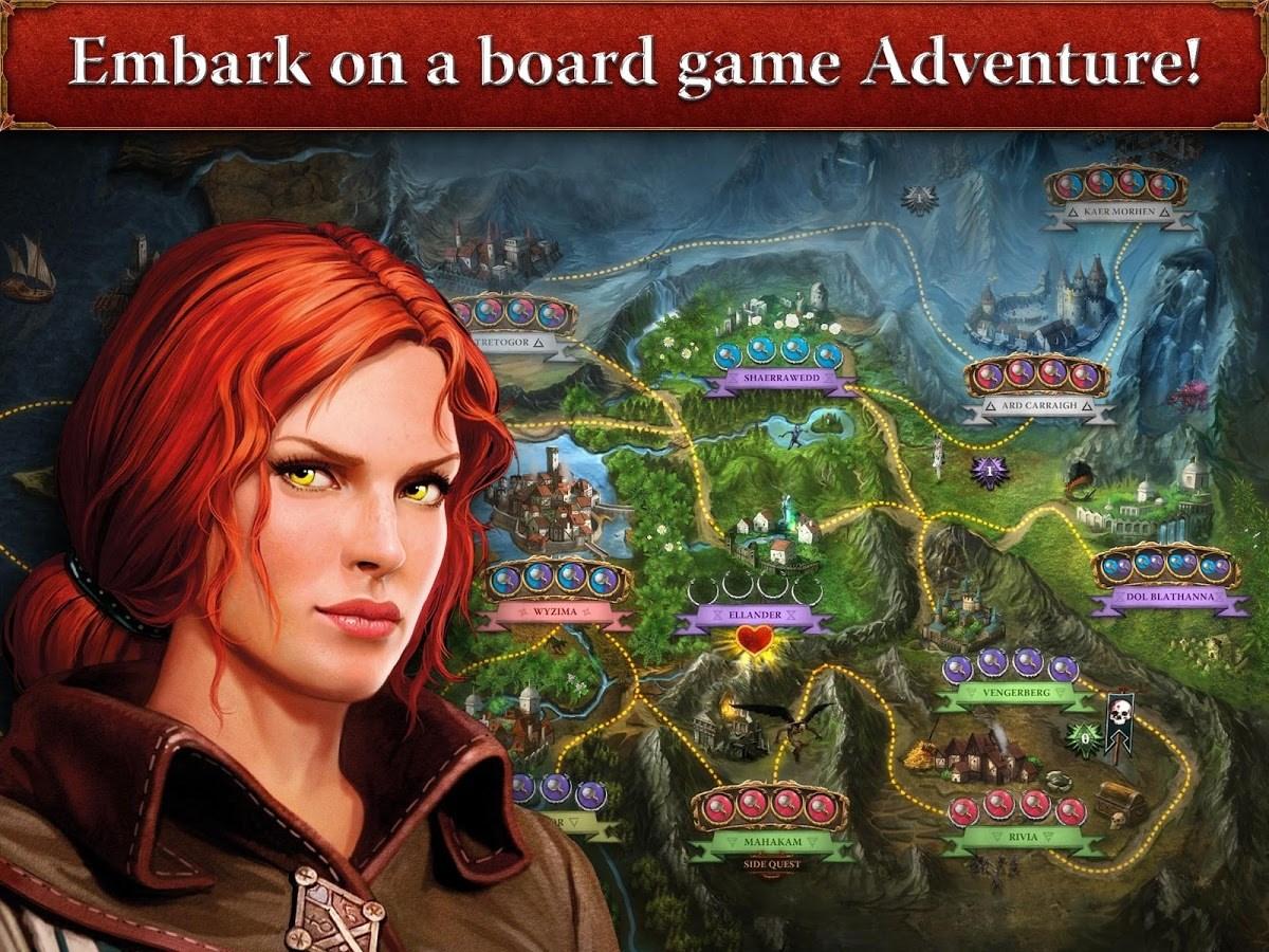The Witcher Adventure Game - Imagem 1 do software