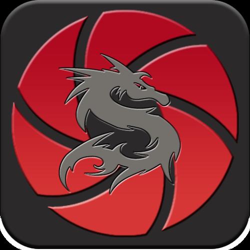 Logo TattooCam: Virtual Tattoo ícone