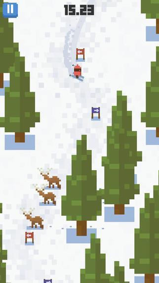 Skiing Yeti Mountain - Imagem 2 do software