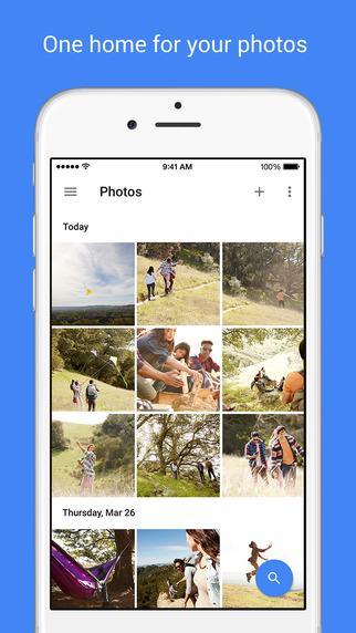 Google Photos - Imagem 1 do software