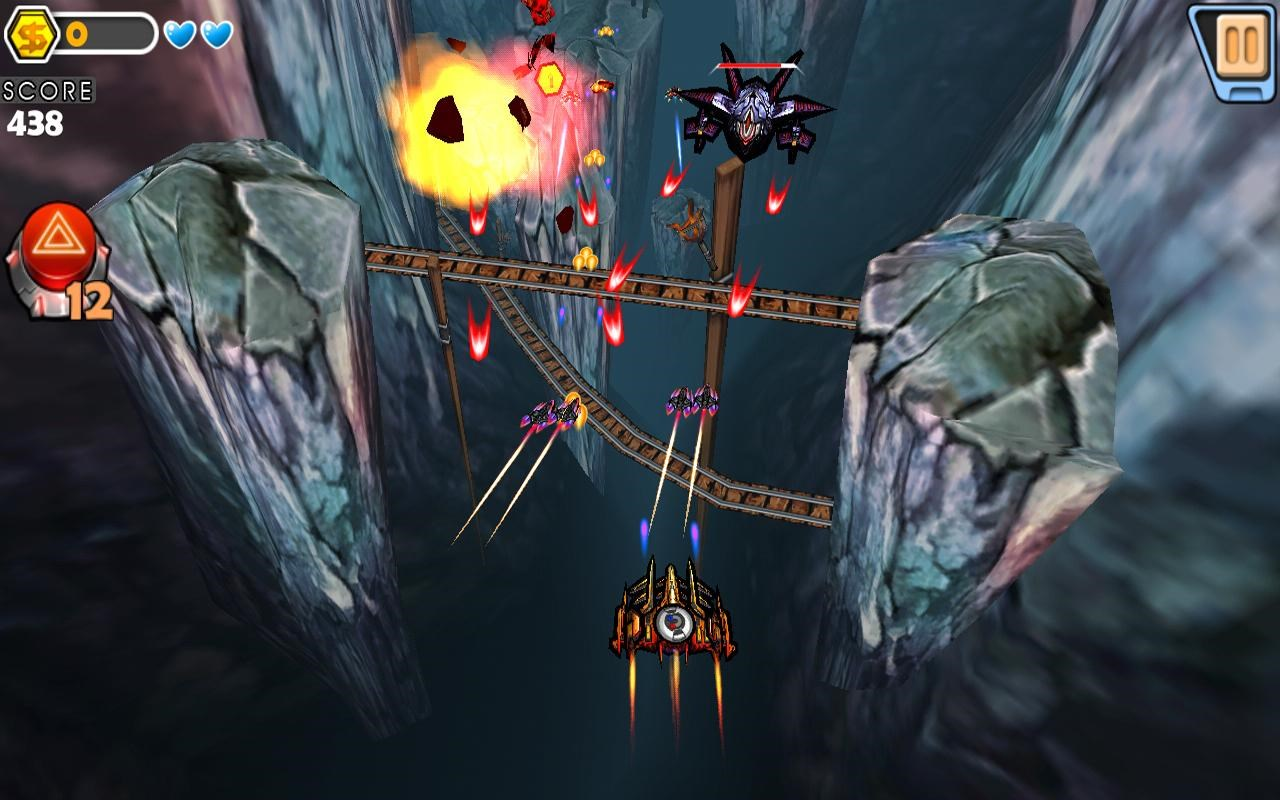 AstroWings 2: Legend of Heroes - Imagem 1 do software