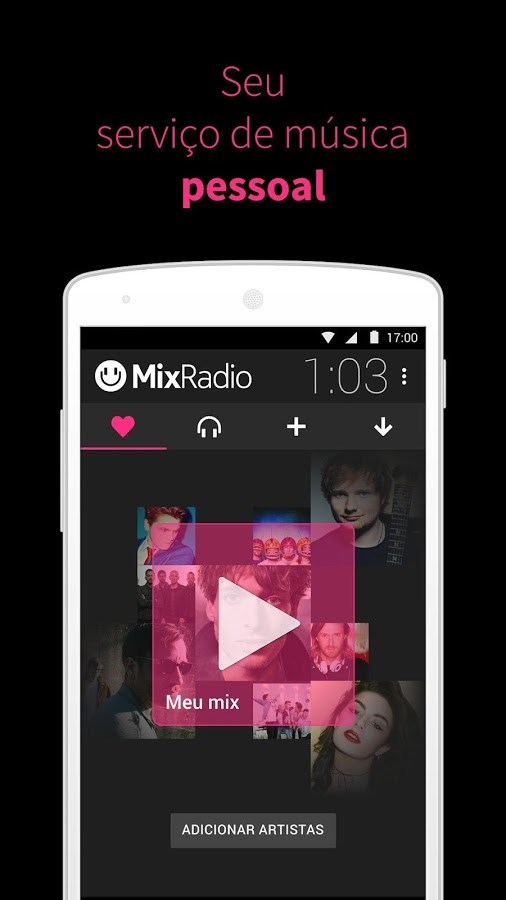 MixRadio - Imagem 1 do software