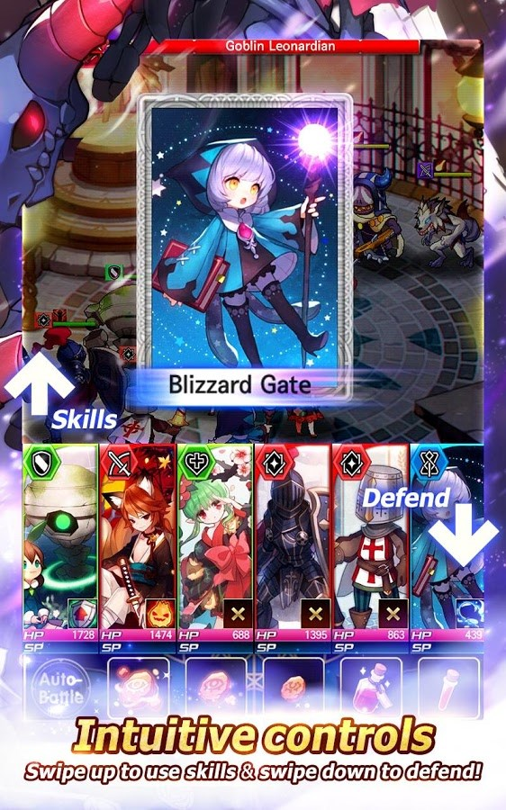 Dungeon Trackers - Imagem 1 do software