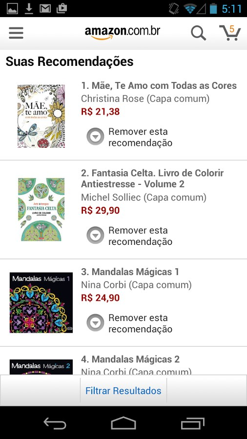 Amazon Shopping - Imagem 2 do software