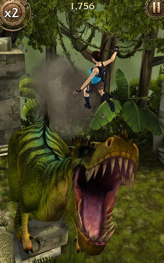 Lara Croft: Relic Run - Imagem 1 do software