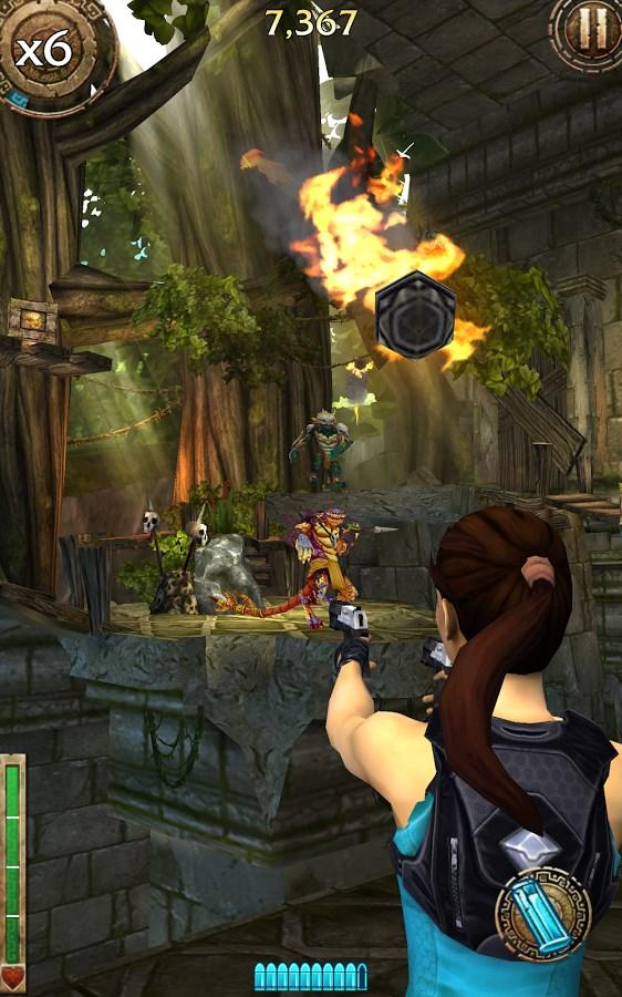 Lara Croft: Relic Run - Imagem 2 do software