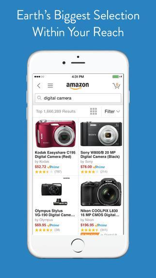 Amazon App - Imagem 1 do software