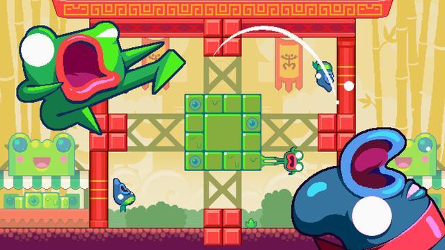 Green Ninja: Year of the Frog - Imagem 1 do software