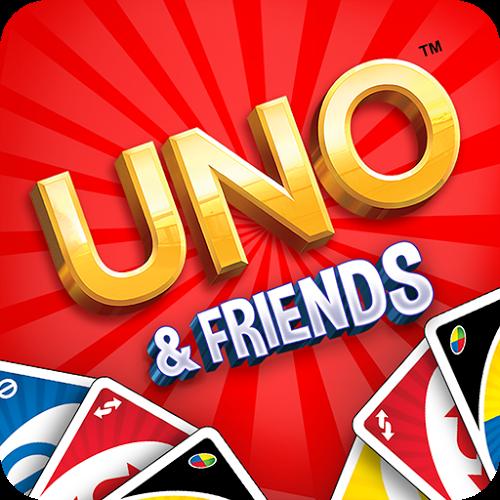 Logo UNO ™ & Friends ícone