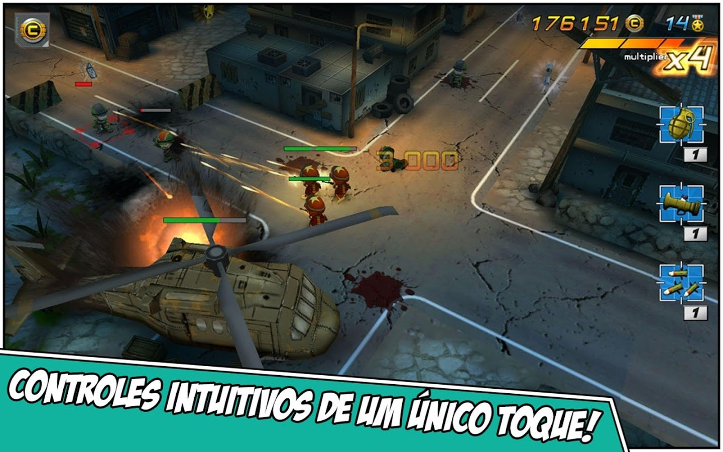 Tiny Troopers 2: Special Ops - Imagem 1 do software