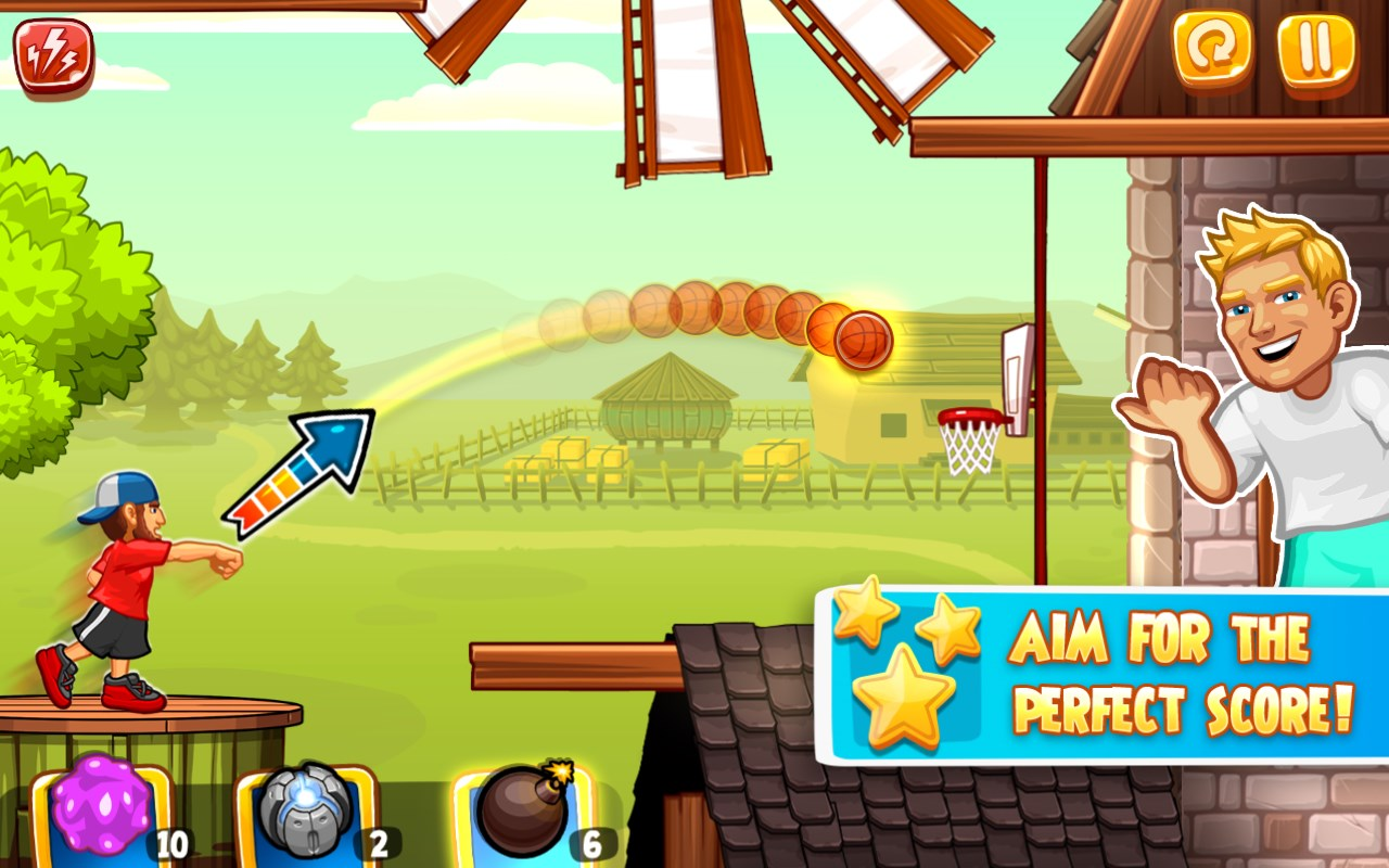 Dude Perfect 2 - Imagem 1 do software