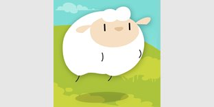 Sheep in Dream