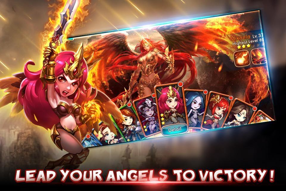 League of Angels - Fire Raiders - Imagem 1 do software
