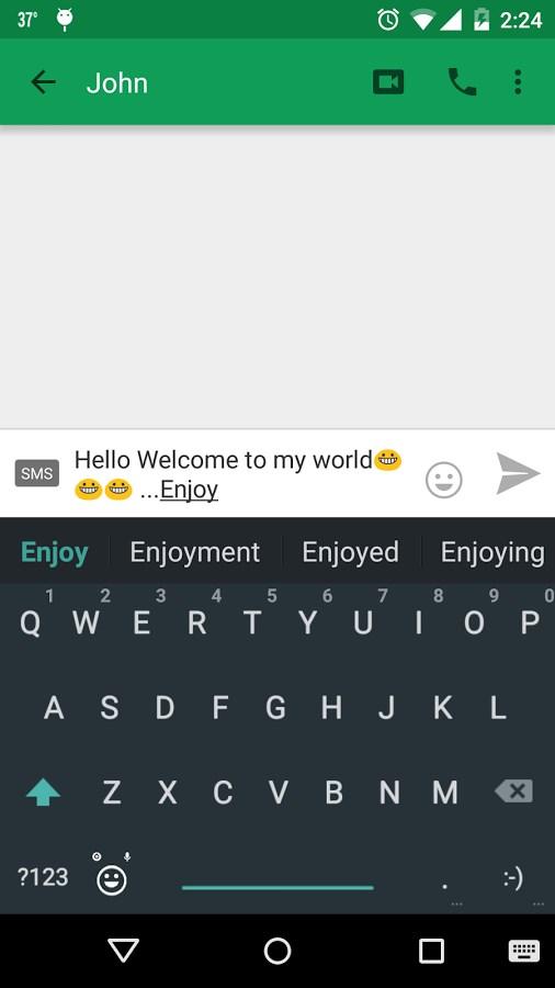 KAD Emoji keyboard - Imagem 2 do software