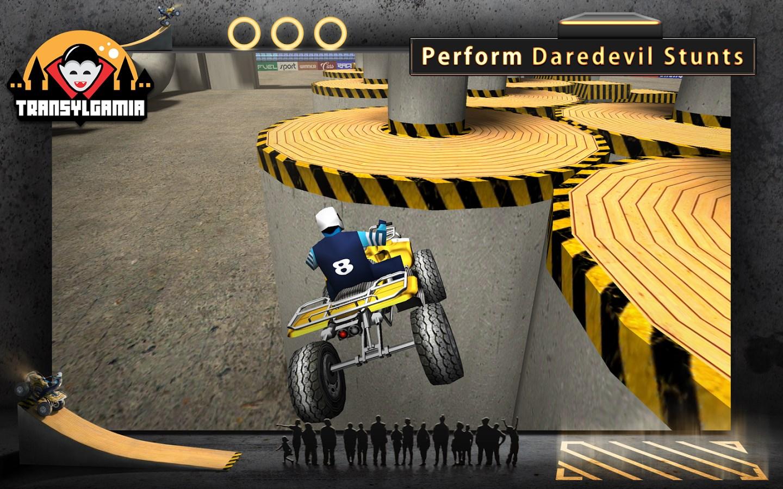 ATV Racing 3D Arena Stunts - Imagem 1 do software