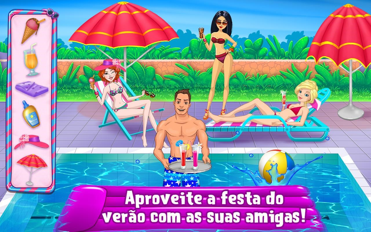Festa Maluca na Piscina - Imagem 1 do software