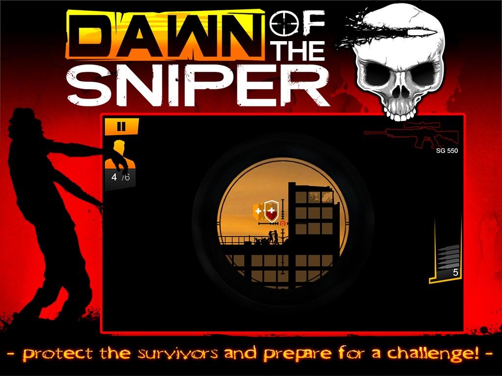 Dawn Of The Sniper - Imagem 1 do software