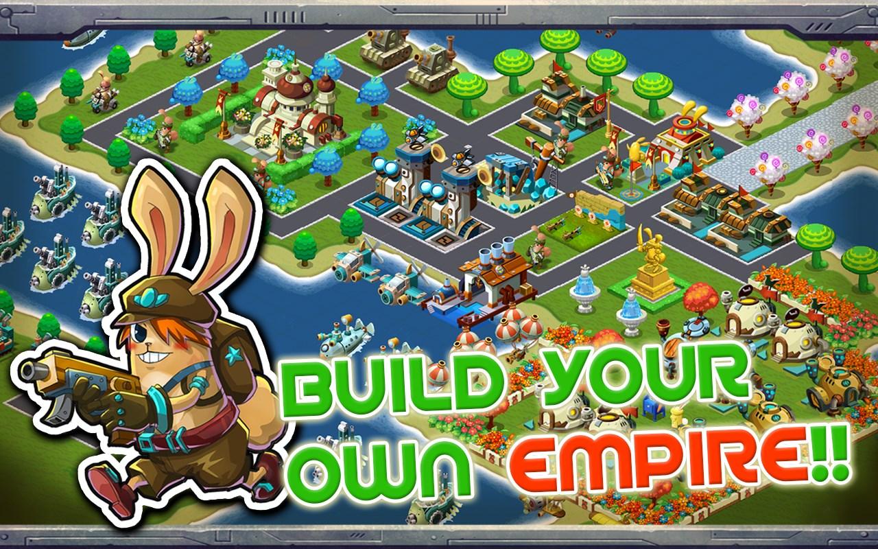 Bunny Empires: Total War - Imagem 1 do software