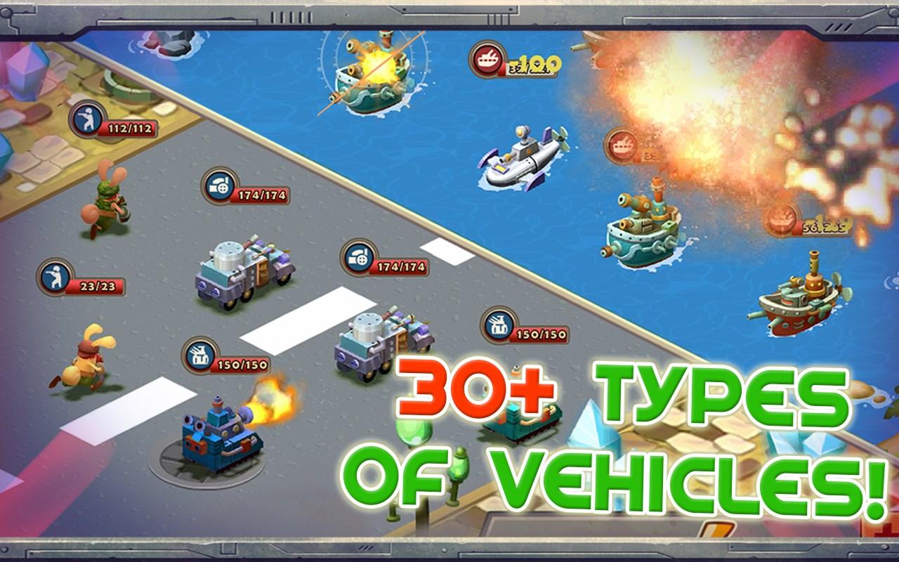Bunny Empires: Total War - Imagem 2 do software