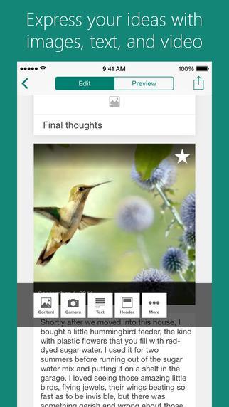 Office Sway - Imagem 2 do software