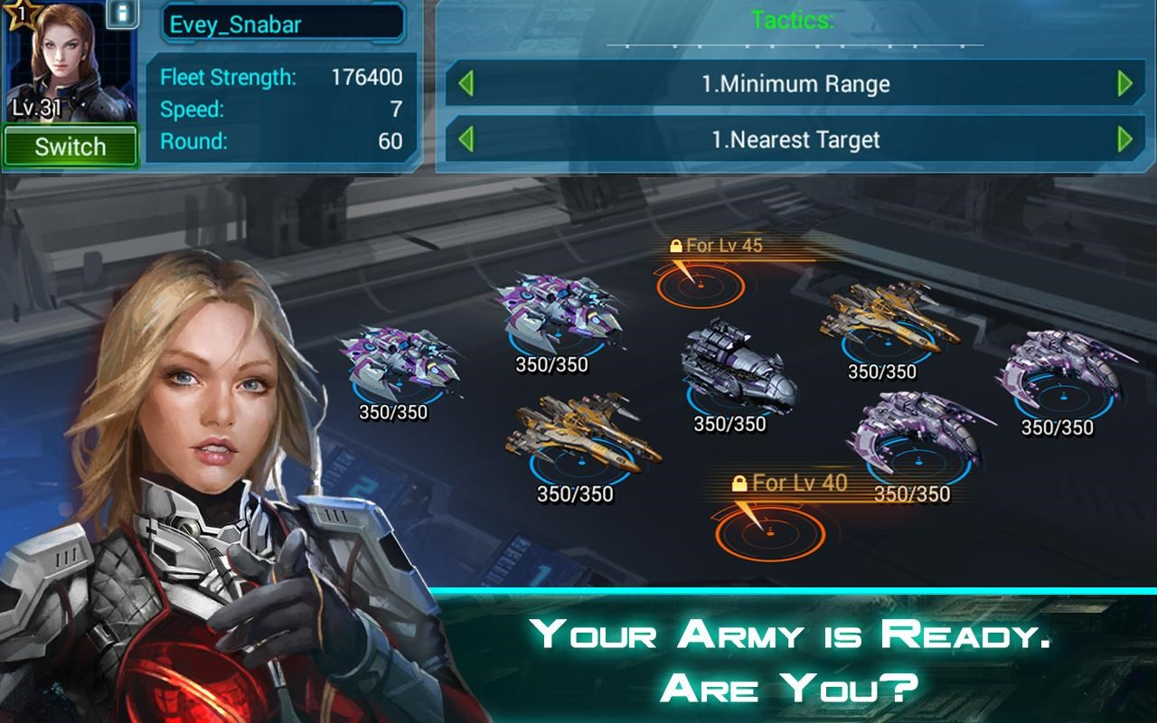 Galaxy Online III - Imagem 1 do software