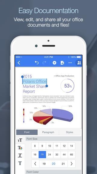 Polaris Office - Imagem 1 do software