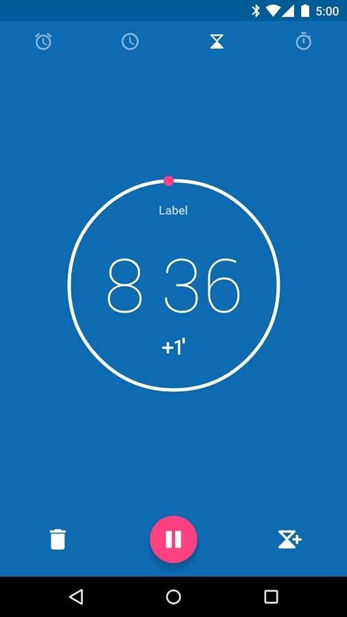 Relógio - Imagem 2 do software