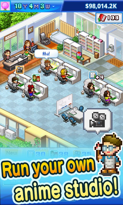 Anime Studio Story - Imagem 1 do software