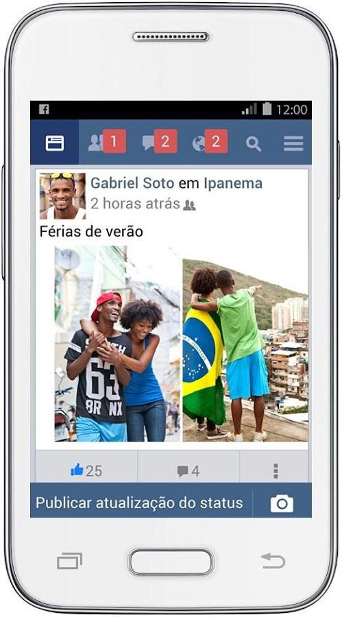 Facebook Lite - Imagem 3 do software