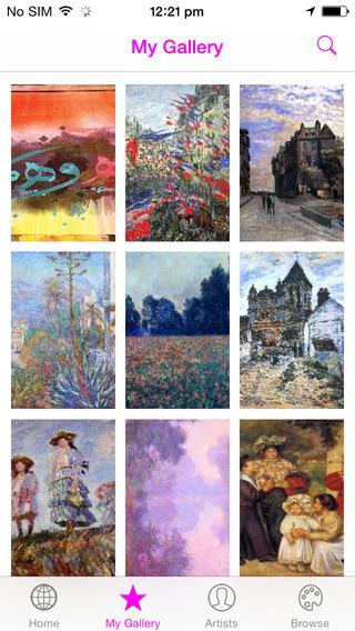Muse Art - Imagem 2 do software