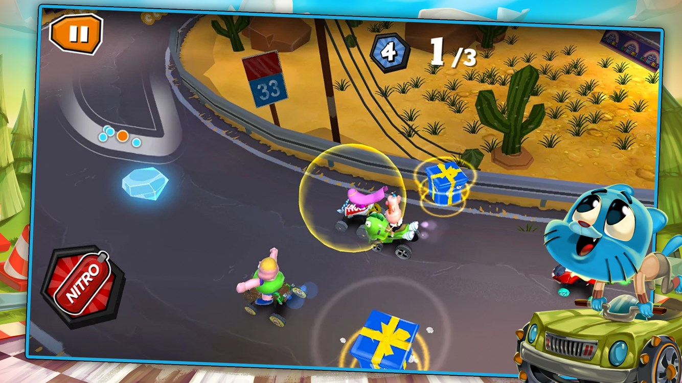 Formula Cartoon All Stars - Imagem 1 do software