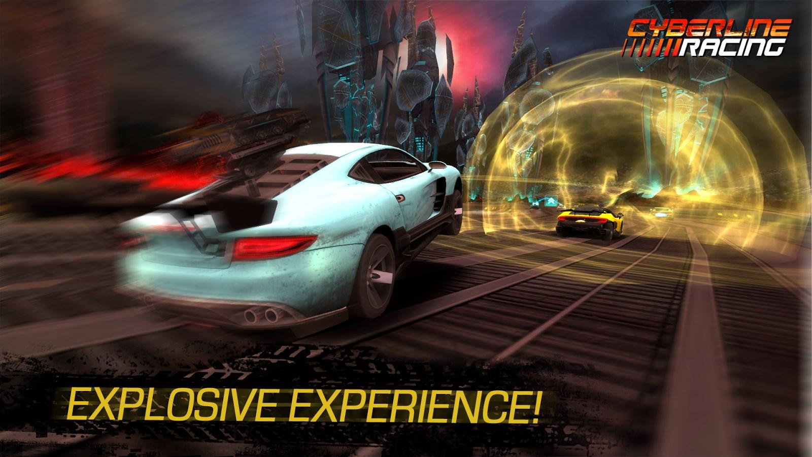 Cyberline Racing - Imagem 1 do software