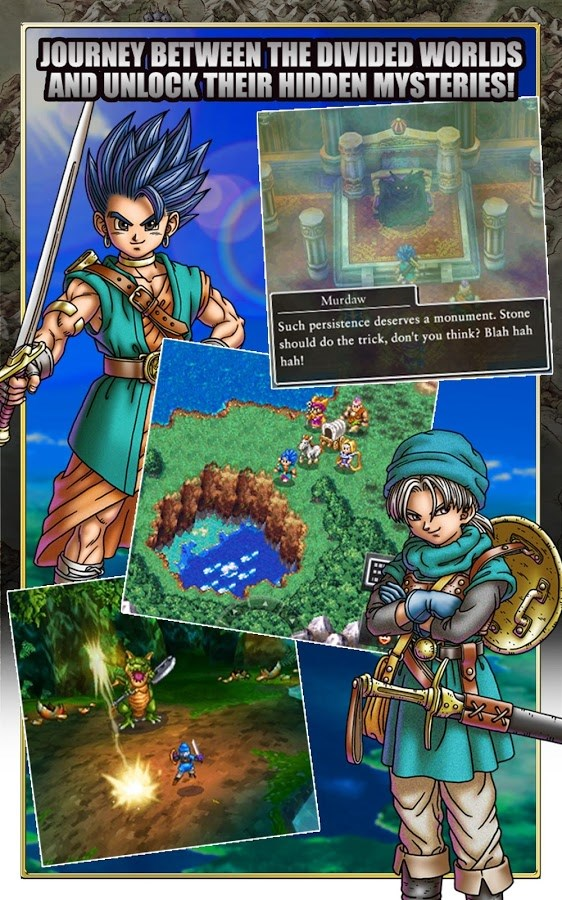 DRAGON QUEST VI - Imagem 2 do software
