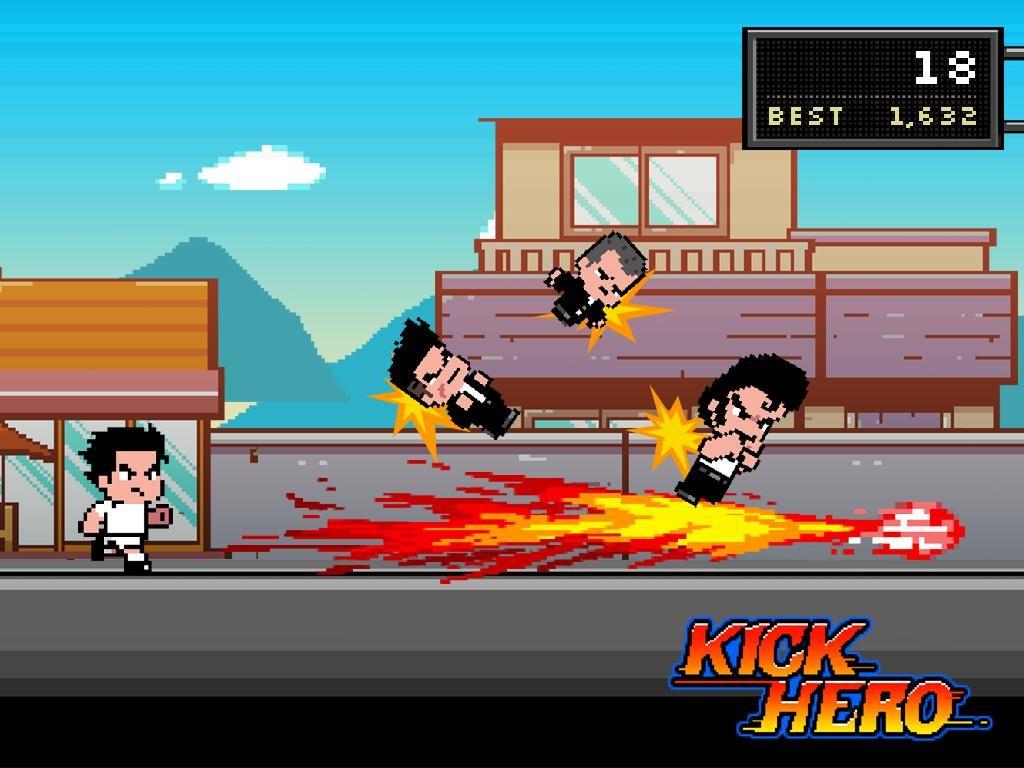Kick Hero - Imagem 1 do software