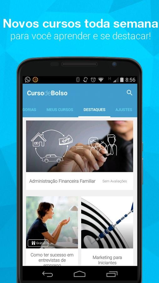 Curso de Bolso - Imagem 1 do software