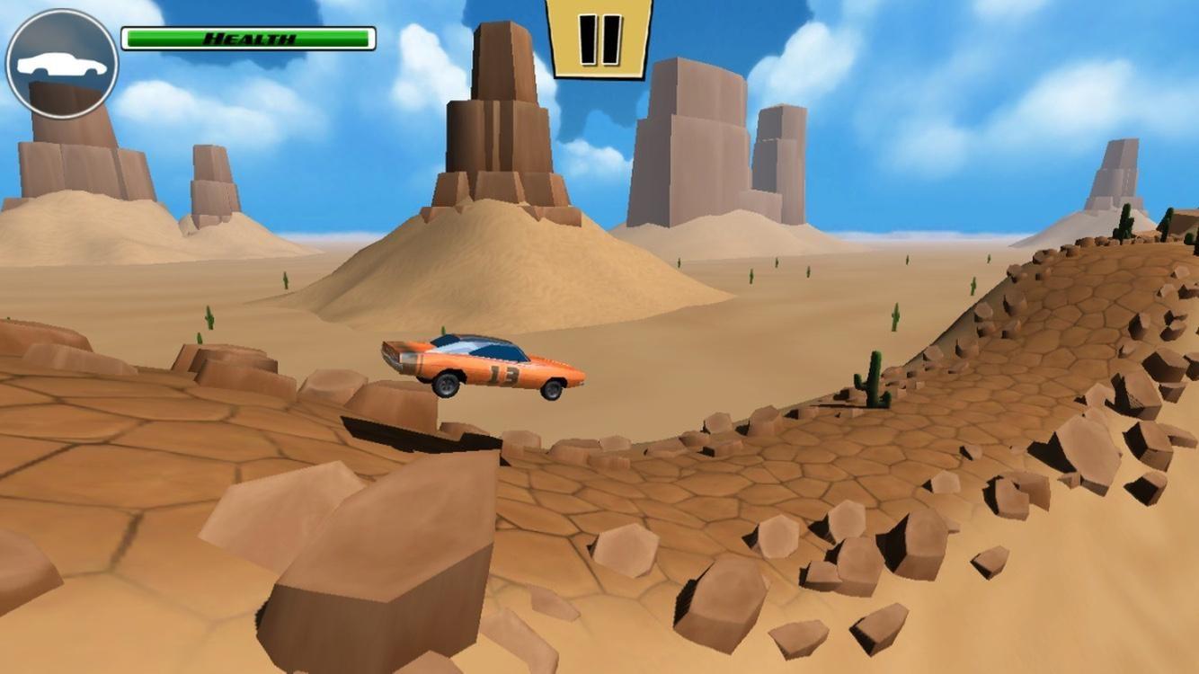 Stunt Car Challenge 3 - Imagem 1 do software