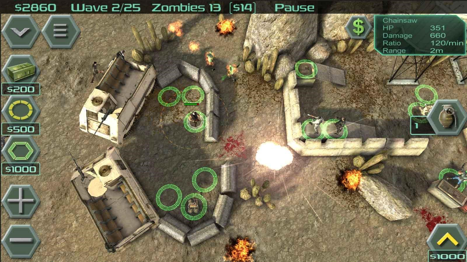 Zombie Defense - Imagem 1 do software
