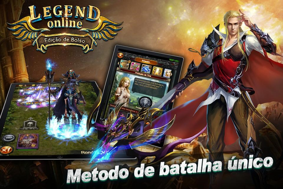 Legend Online (Português) - Imagem 1 do software