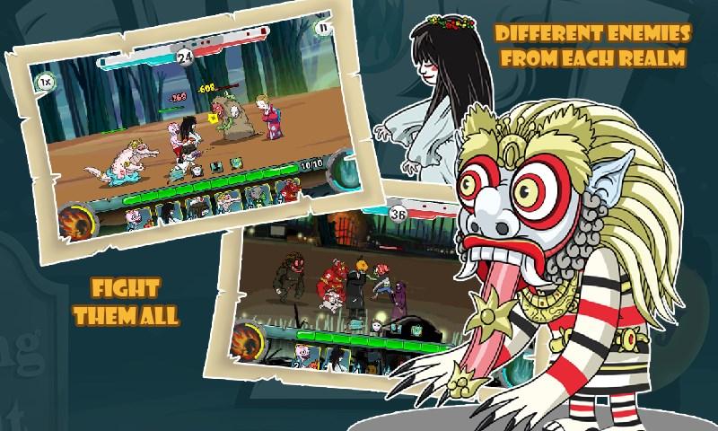 Ghost Battle Advance - Imagem 1 do software