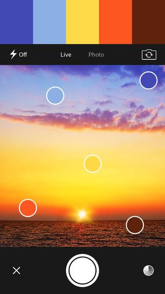 Adobe Color CC – capture temas de cores - Imagem 1 do software