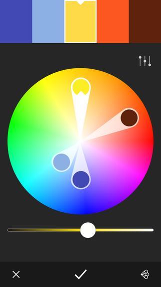 Adobe Color CC – capture temas de cores - Imagem 2 do software