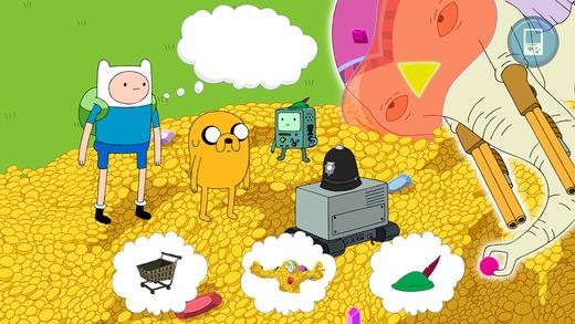 Adventure Time Appisode - Furniture and Meat - Imagem 1 do software