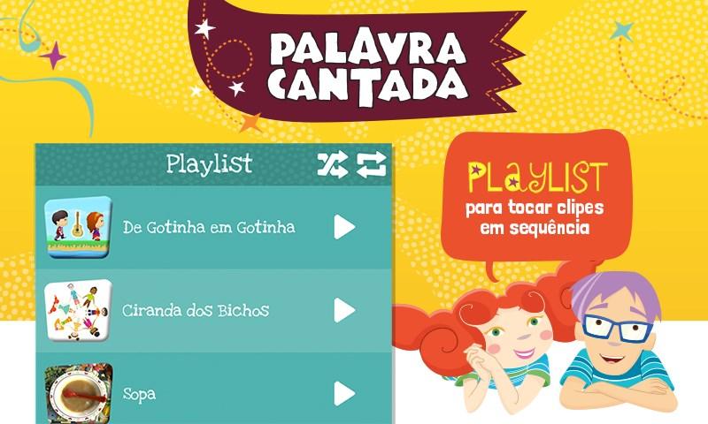 CANTADA BRINCADEIRAS SHOW BAIXAR MUSICAIS DVD PALAVRA