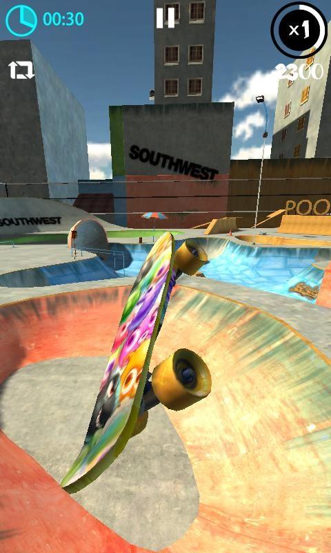Real Skate 3D - Imagem 1 do software