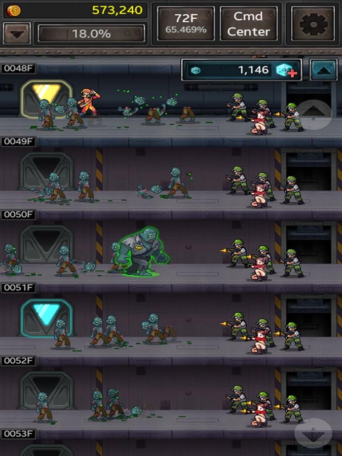 Zombie Hive - Imagem 2 do software