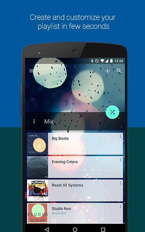 Little bit Music Player - Imagem 1 do software