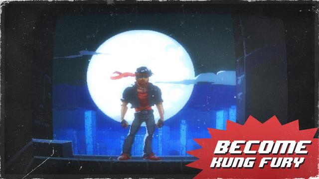 Kung Fury: Street Rage - Imagem 1 do software