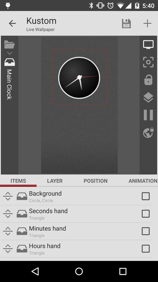 KLWP Live Wallpaper Pro Key - Imagem 2 do software