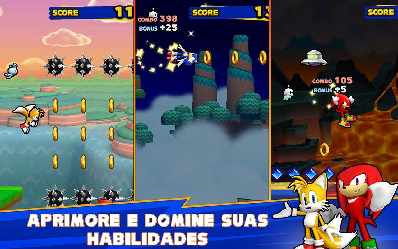 Sonic Runners - Imagem 1 do software